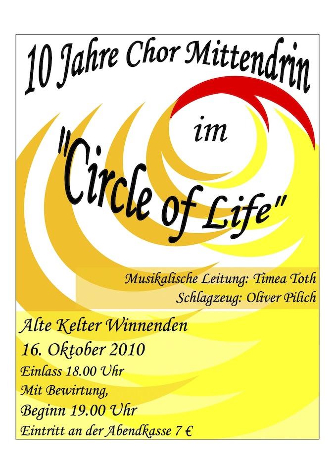 Plakat MittendrinOkt2010-10 Jahrel